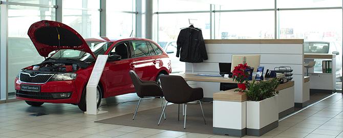 Ovlašteni Škoda prodaja i servis, Volkswagen,
