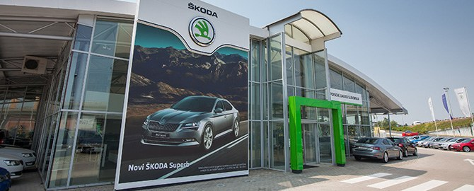 Porsche Zagreb Slavonska